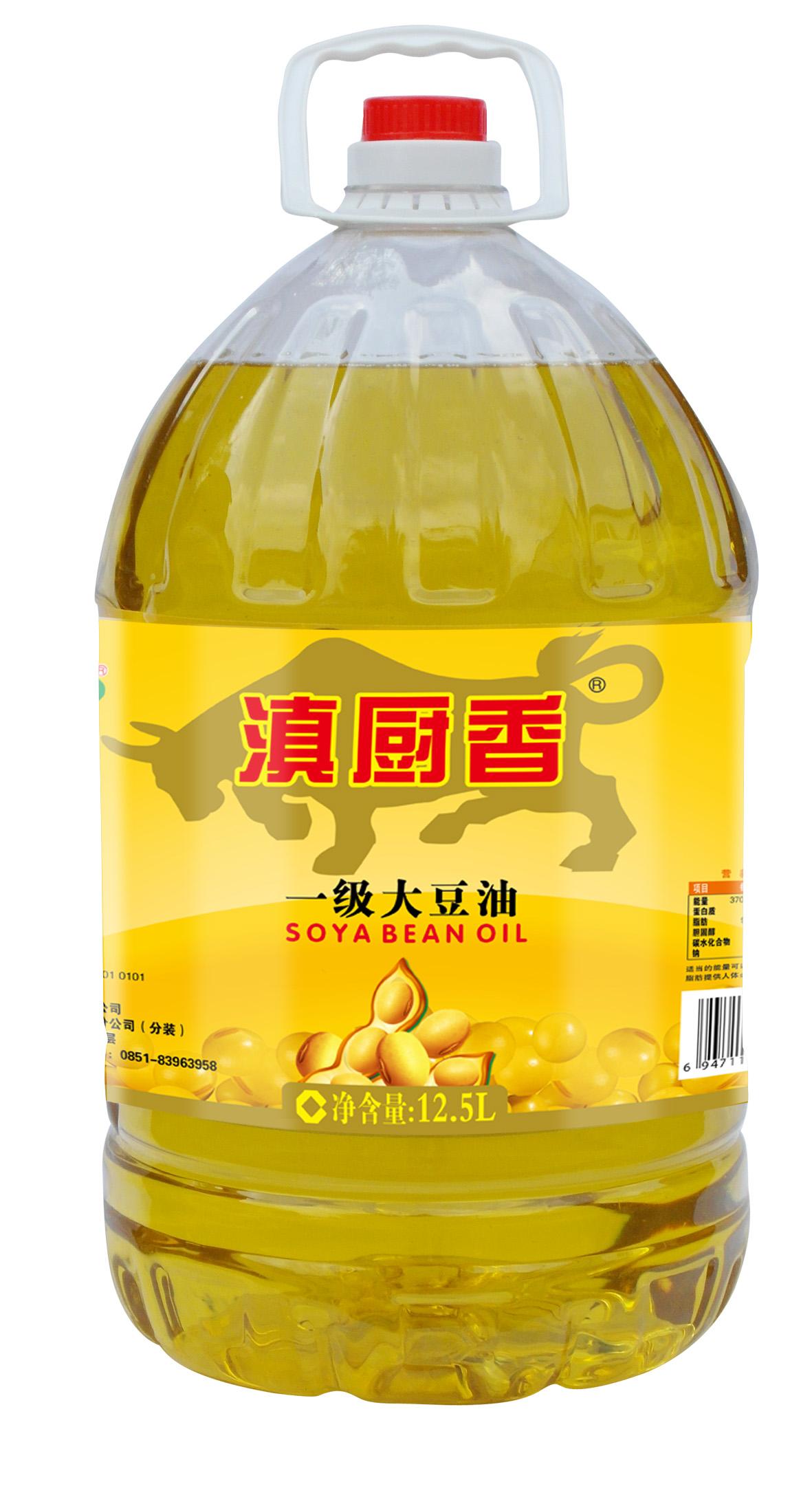 滇厨香一级大豆油
