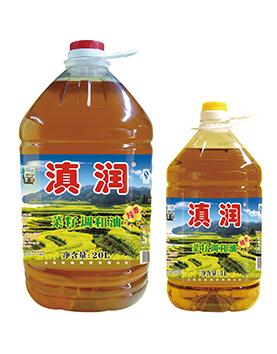 滇润纯香菜籽油