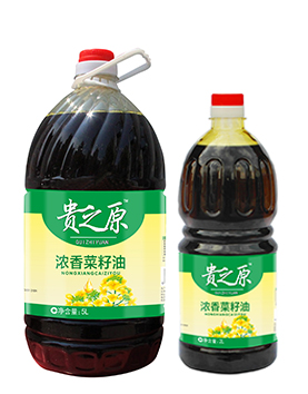 贵之原浓香菜籽油
