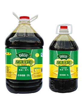 国良浓香菜籽油