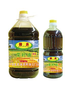 老包装国良纯正菜籽油