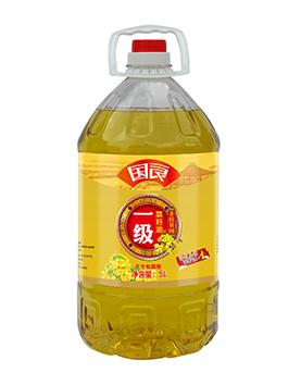 国良一级菜籽油