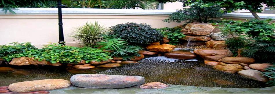 昆明园林景观设计,庭院景观