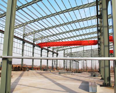 钢结构大棚构造