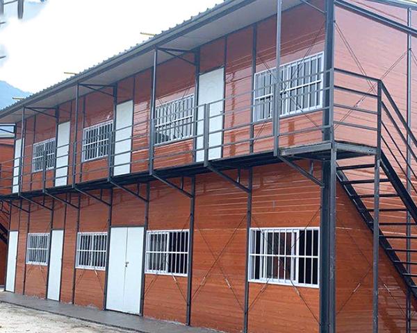 「彩钢活动房」彩钢活动房的作用、优点、缺点