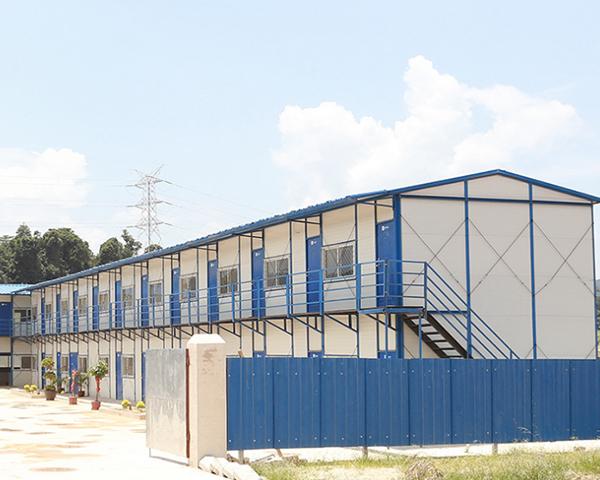 昆明钢结构板房