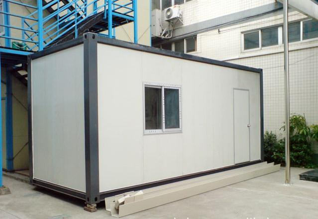 工地上的集装箱活动房的质量怎么样(有哪些优点)?