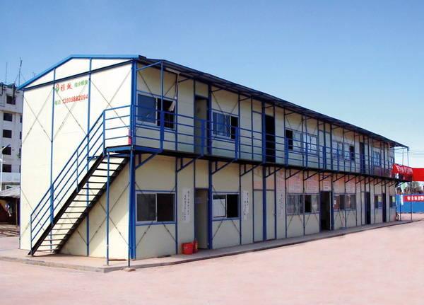 T式活动房结构