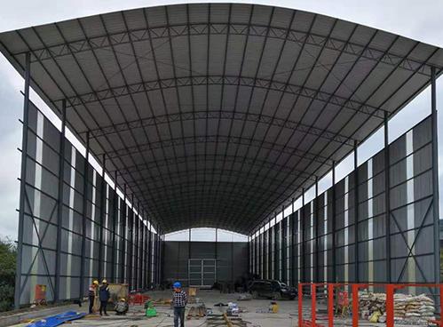 昆明钢结构大棚