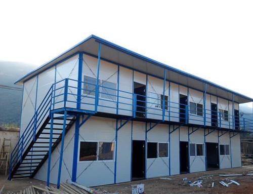 建筑活动房