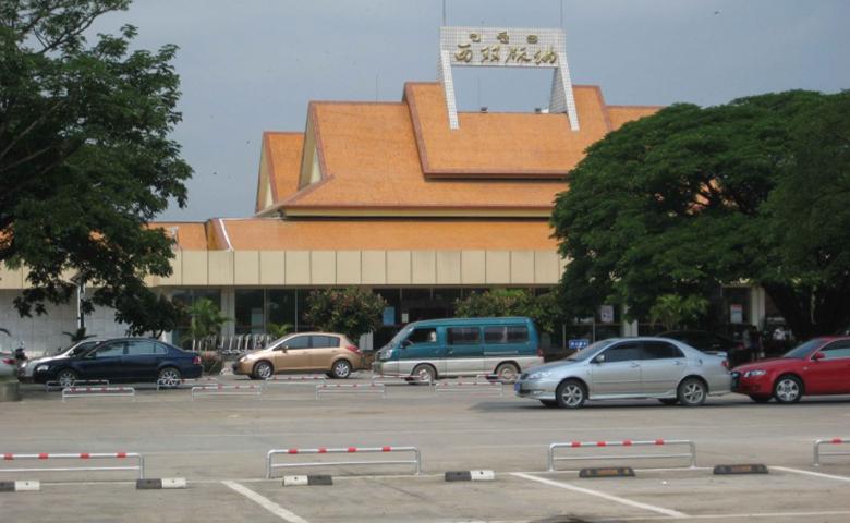 云南道路交通标线工程案例