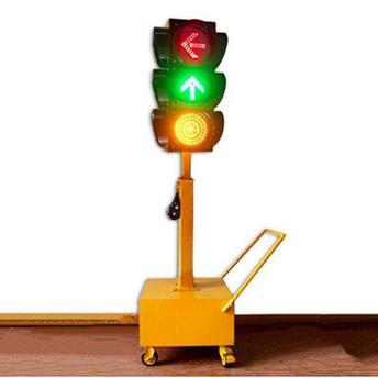 移动式太阳能红绿灯