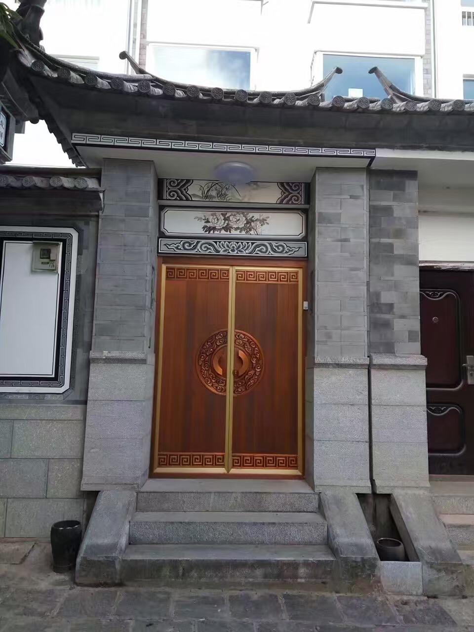 云南铜门厂家分享铜门保养的小妙招