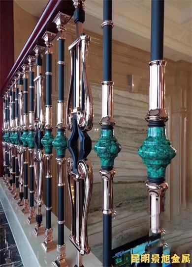 云南铜扶手楼梯价格的影响因素有哪些