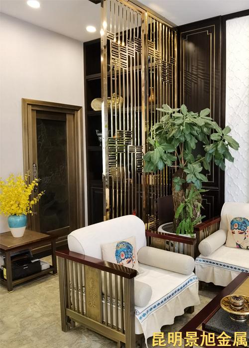 室内铜整装