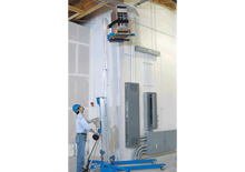 Superlift Advantage™升降机高空作业平台