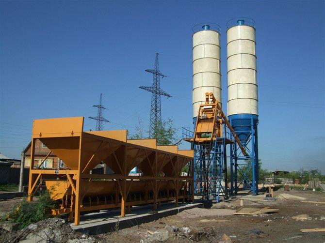云南混凝土搅拌站设备生产过程中易出现磨损的地方