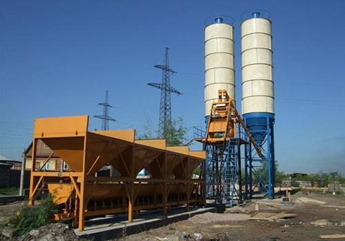 云南混凝土搅拌站生产过程中遇到突发状况该怎么处理