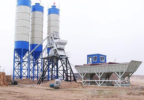 云南混凝土搅拌站的正常生产需要满足哪些条件