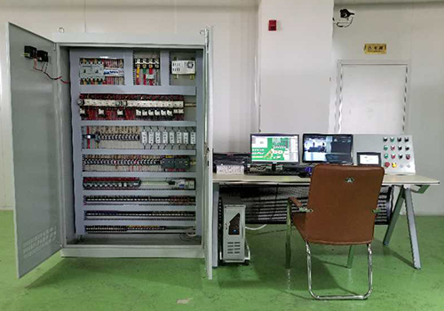 混凝土攪拌站配料控制系統