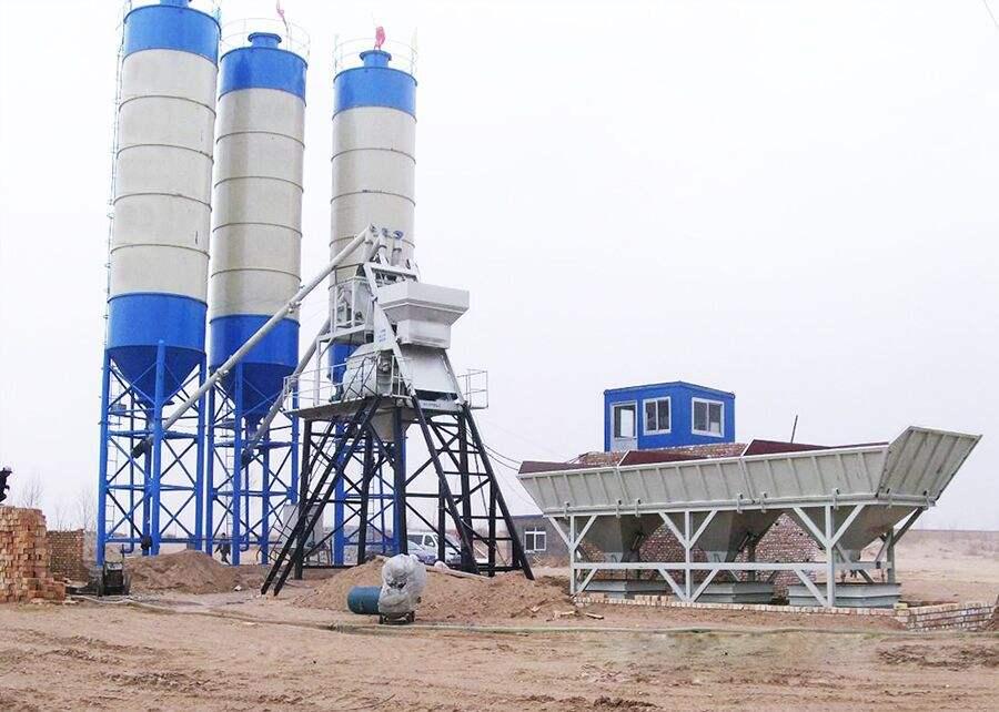 混凝土攪拌站產出混凝土強度不夠的原因是什么,如何解決?