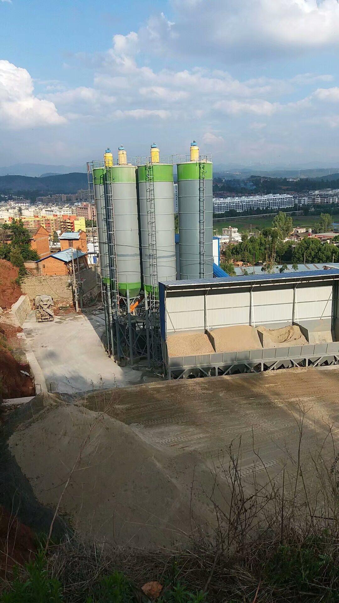 云南混凝土搅拌站废水可以继续使用吗?会造成什么现象?