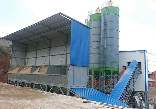 聊聊工程混凝土搅拌站与商品混凝土搅拌站的区别