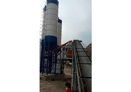 云南混凝土搅拌站厂家向您解释商品混凝土搅拌站安全预防措施