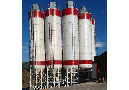 为了环保!记得对云南混凝土搅拌站采用强制式除尘机种方案