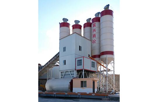 云南混凝土搅拌站厂家说明稳定土拌合站与混凝土搅拌站的区别