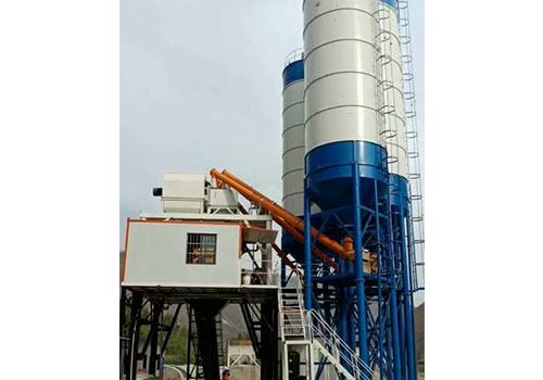 云南搅拌站厂家说说120型搅拌站的作用以及优点有哪些