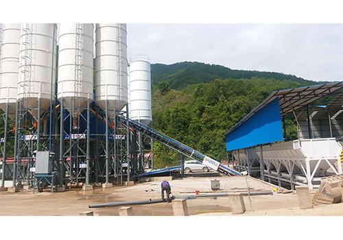 混凝土搅拌站产生的固体废料怎么解决?昆明混凝土搅拌站厂家有办法