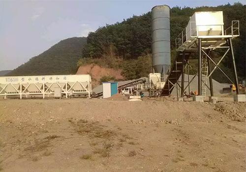 在云南进行稳定土拌合站的安装布局是有技巧的!这篇文章一定要看