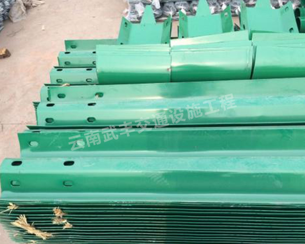 噴塑波形梁鋼護欄板