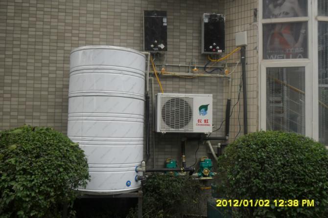 小型太阳能水箱