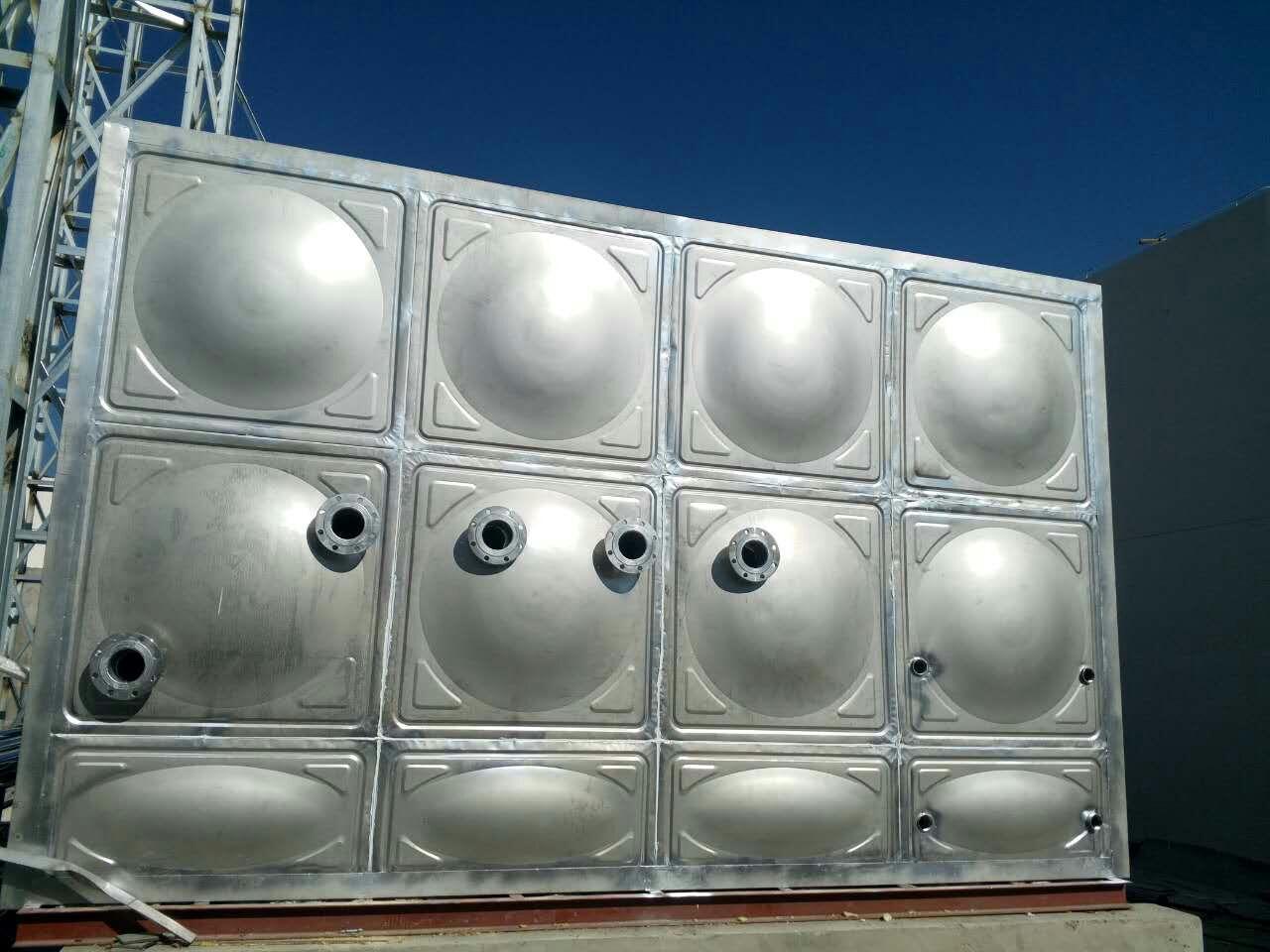 304方形组合水箱