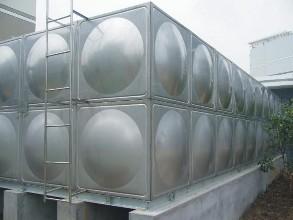 双层不锈钢水箱