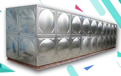 我们一起来看看卧式不锈钢水箱厂家的制作流程