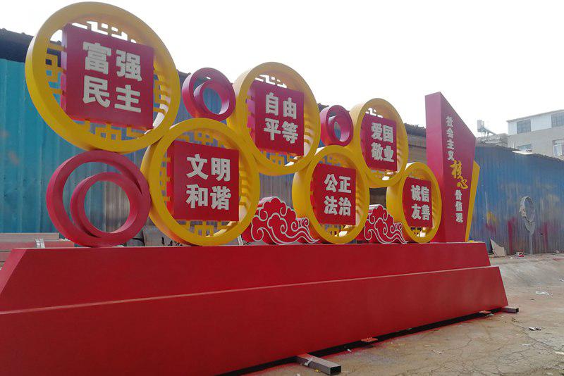 云南广告标识标牌加工