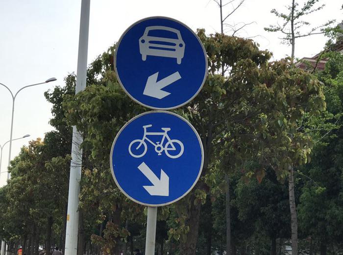 昆明交通標識牌