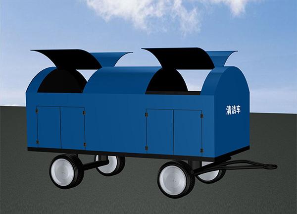 街道垃圾车