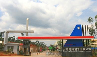 云南昆钢股份有限公司案例