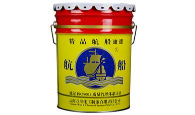 聚氨酯聚乙烯网络重防腐面漆图片