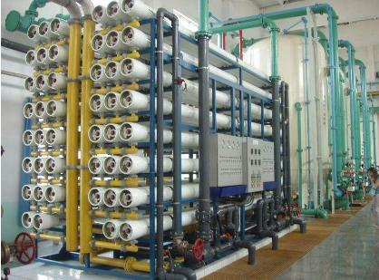 污水处理成套设备安装