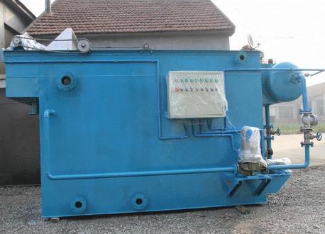 屠宰污水处理设备安装