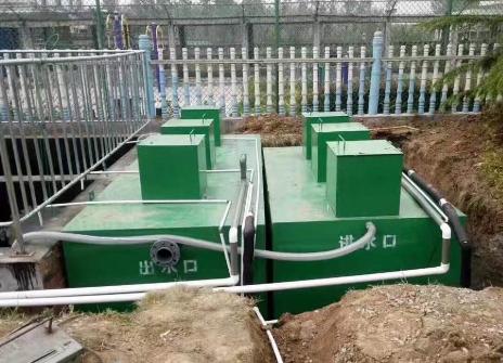 高速路服务区污水处理设备