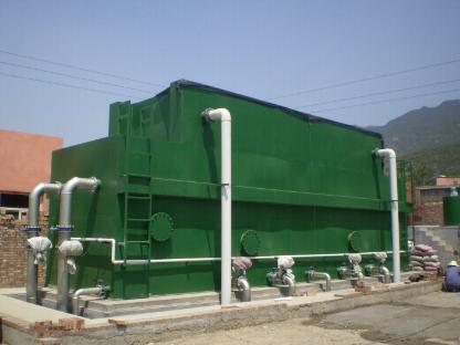 云南高速路服务区污水处理设备