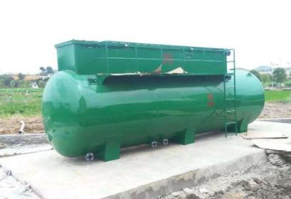 云南高速路服务区污水处理设备安装