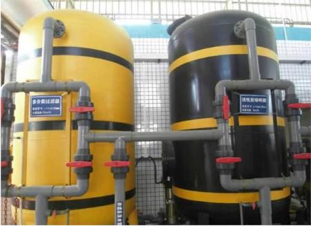 食品加工污水处理设备安装