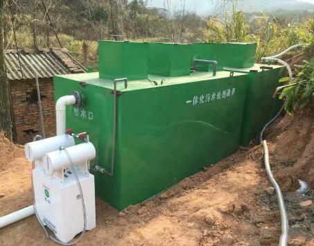 云南农村生活污水处理设备安装